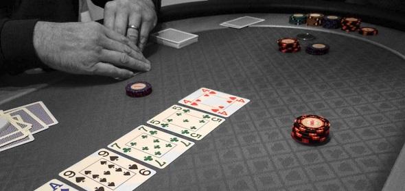 Datování hráč závislý na hazardu